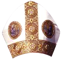 papal headgear